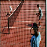 Tenax Cintoflex M Barrier Fence 10\' x 330\'