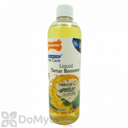Nylabone Advanced Oral Care Natural Liquid Tartar Remover