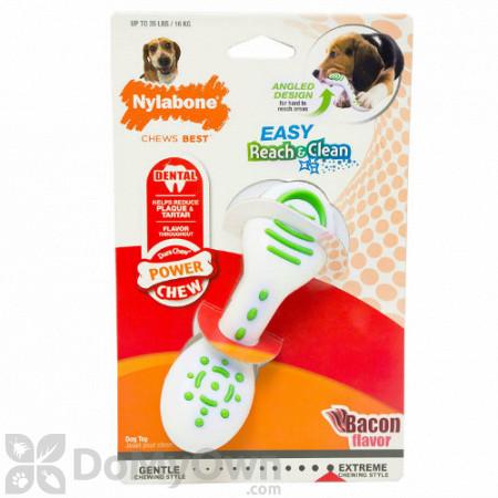 Nylabone Power Chew Reach and Clean Chew Toy - Wolf
