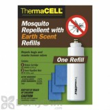 ThermaCELL Mosquito Repellent with Earth Scent Refills (12 hrs) (E 1)