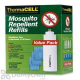 ThermaCELL Mosquito Repellent Refill Value Pack (48 hrs) (R 4)