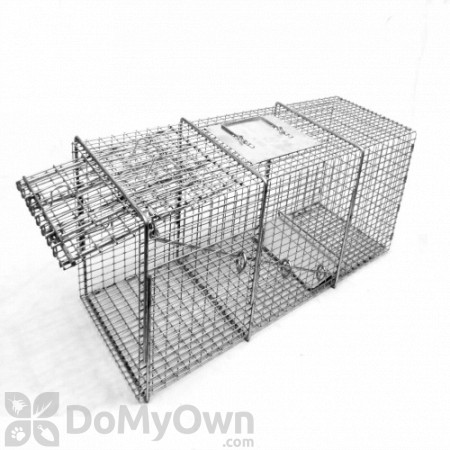 Tomahawk Heavy Duty, Pro Series, Raccoon Cage Live Trap - Model 1010SS