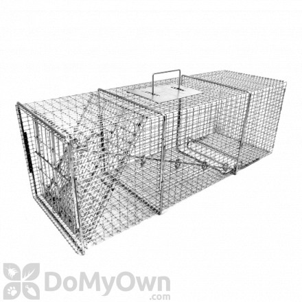 Tomahawk Extra Large Trap for Raccoons and Groundhogs (109SS)