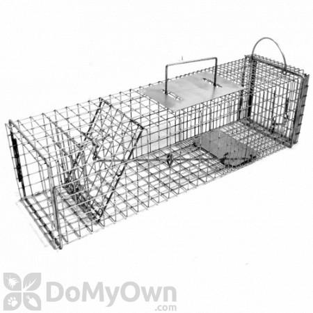 Tomahawk Flush Mount Squirrel, Rat, Muskrat Trap with Rear Access Door (603F)