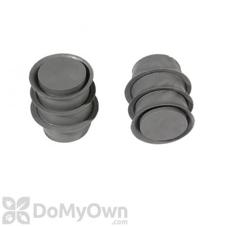 Trebor Plastic Plugs - 1/2 inch