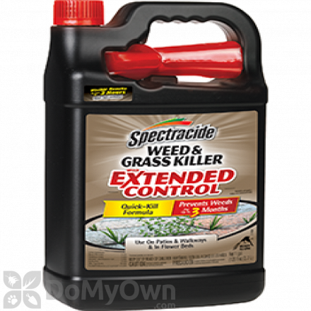 Spectracide Weed and Grass Killer With Extended Control RTU