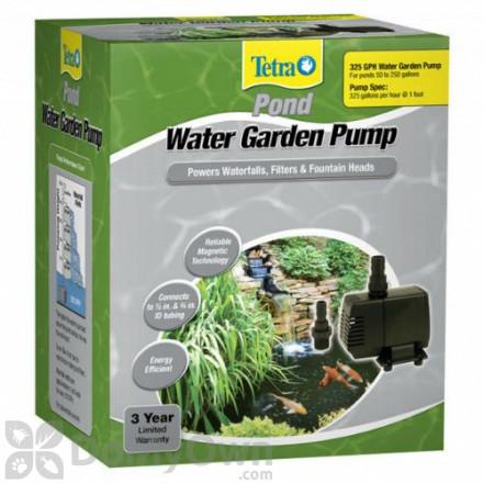Tetra Pond Water Garden Pump