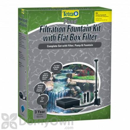 Tetra Pond Filtration Fountain Kit FK5