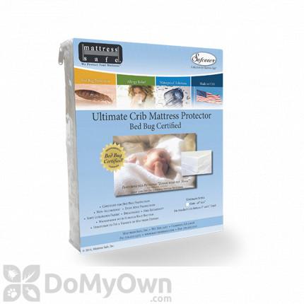 Mattress Safe Crib Mattress Encasement - Ultimate