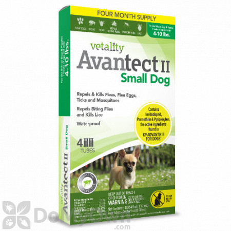 Vetality Avantect II for Dogs