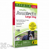 Vetality Avantect II for Large Dogs 21 to 55 lb.
