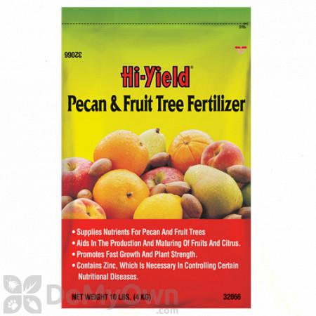 Hi-Yield Pecan and Fruit Tree Fertilizer 12-4-4