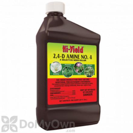 Hi-Yield 2,4-D Amine No. 4 Selective Weed Killer