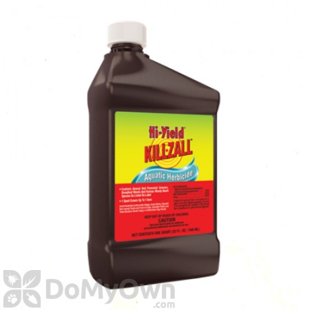Hi-Yield Killzall Aquatic Herbicide