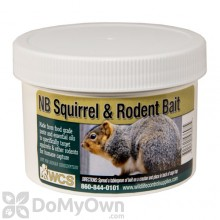 WCS NB Squirrel and Rodent Paste Bait