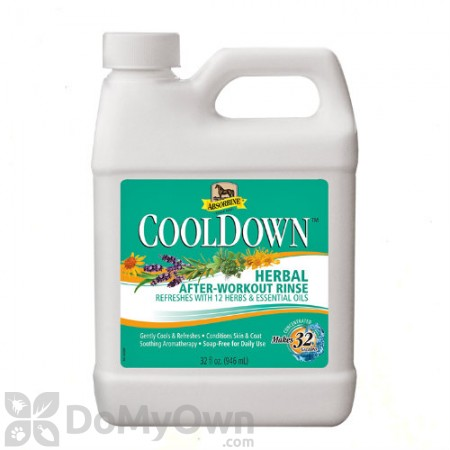 Absorbine CoolDown After - Workout Rinse for Horses