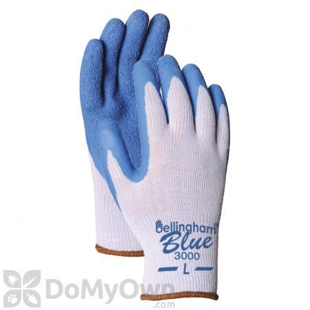 LFS Bellingham Blue Gloves - Medium