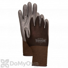 LFS Bellingham Nitrile Tough Gloves - Black Medium
