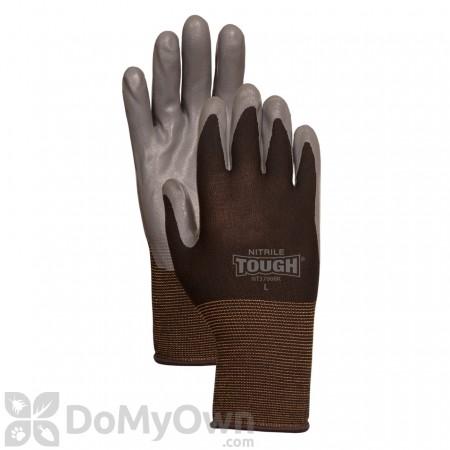 LFS Bellingham Nitrile Tough Gloves - Black
