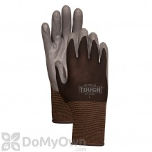 LFS Bellingham Nitrile Tough Gloves - Black Small