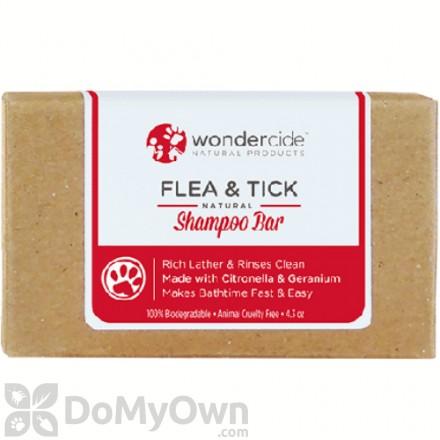 Wondercide Flea and Tick Shampoo Bar