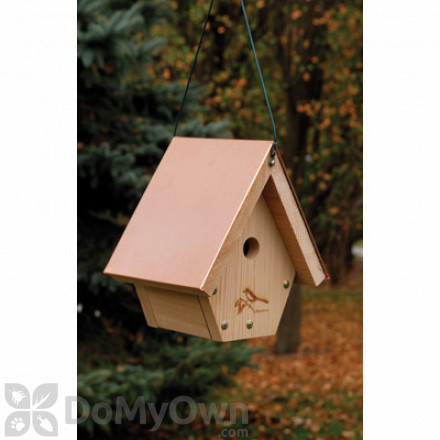 Woodlink Coppertop Hanging Wren House (WH101)
