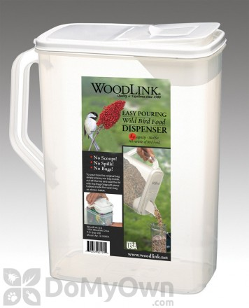 Woodlink Wild Bird Food Dispenser 8 qt. (WLSC8QRT)