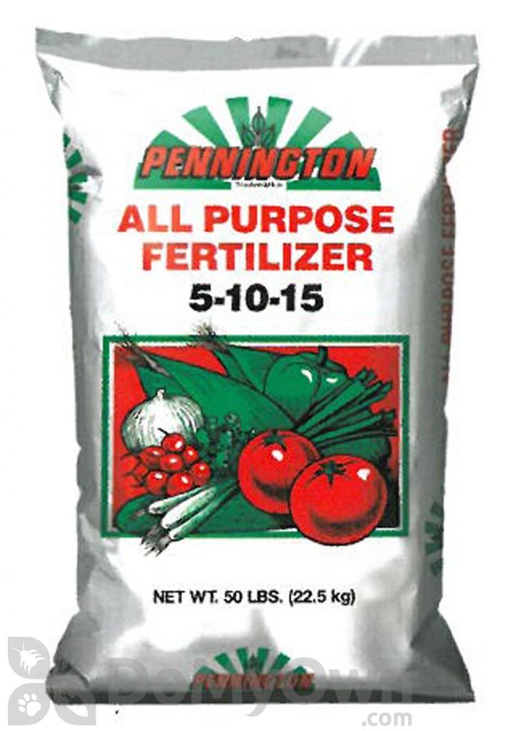 Pennington All Purpose Fertilizer 5 10 15