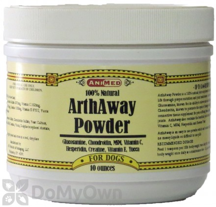 AniMed ArthAway Joint Supplement Powder