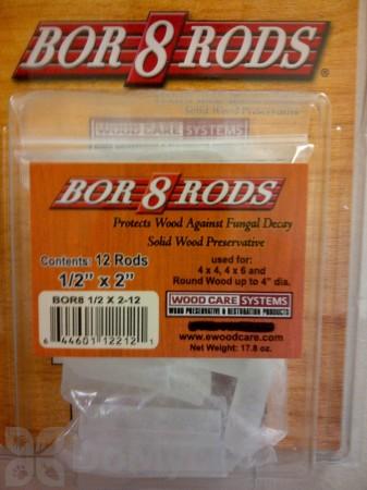 Bor8 Rods 1/2\