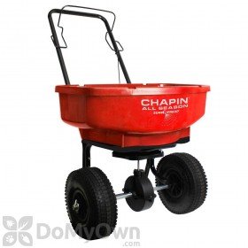 Chapin 80 lb Residential Turf Spreader (#81000A)