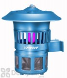 Dynatrap Indoor / Outdoor Insect Trap with Optional Wall Mount (DT1100) - Blue