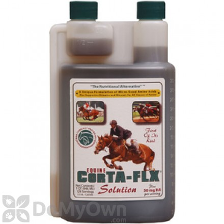 Corta - FLX Solution Vitamin and Mineral Supplement for Horses
