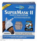 Farnam SuperMask II Horse Fly Mask with Ears