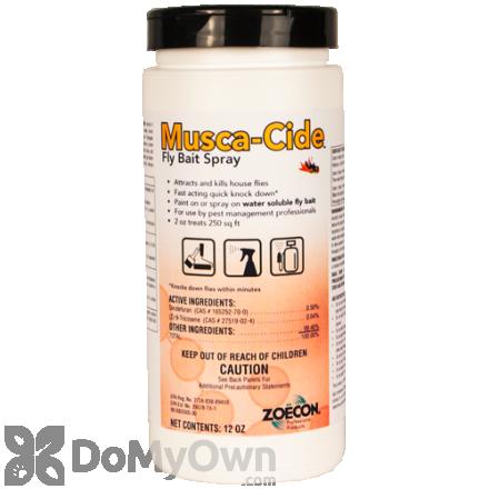 Musca-Cide Fly Bait Spray