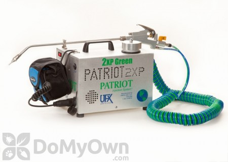 Patriot 2xp Green Ninja Machine Actisol Machine