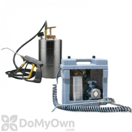 B&G ULV Portable Aerosol and VersaFoamer Combo Unit