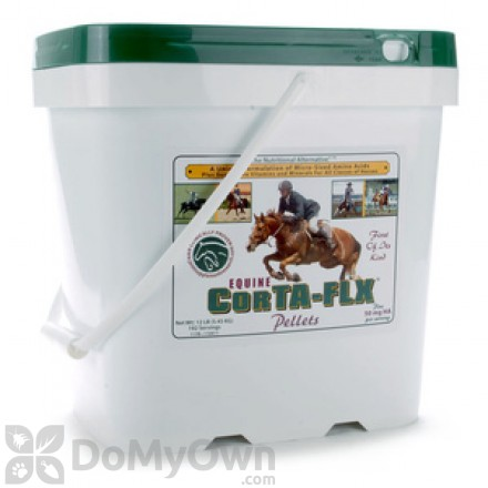 Corta - FLX Pellets Vitamin and Mineral Supplement for Horses