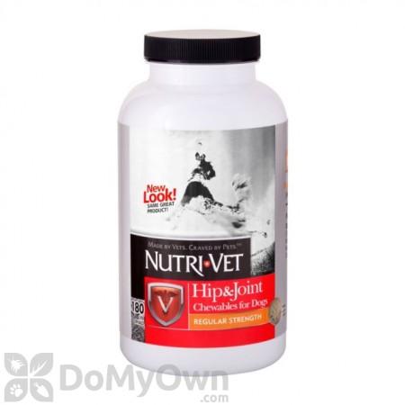 Nutri - Vet Hip and Joint Regular Strength Chewables