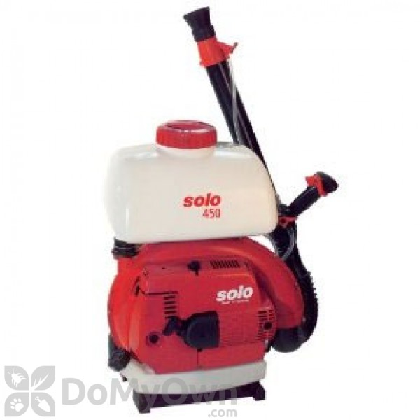 Solo Backpack 450 Mist/Blower