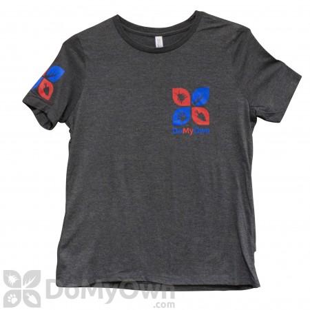 DoMyOwn.com Charcoal Ladies T - Shirt