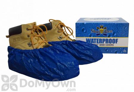 ShuBee Waterproof Shoe Covers - Dark Blue