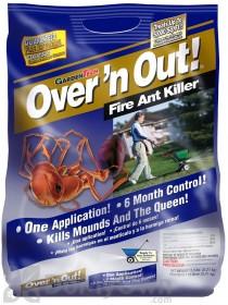 Garden Tech Over N Out Fire Ant Killer