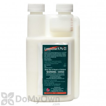 LambdaStar 9.7% CS Insecticide