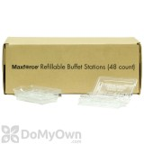 Maxforce Refillable Buffet Station - Box (48 stations)