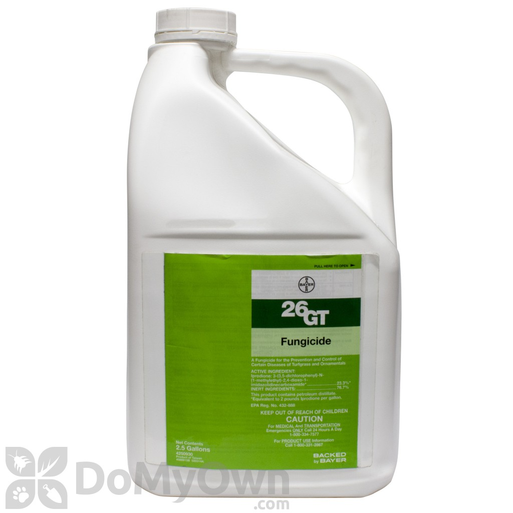 It is an image of Irresistible 26 Gt Fungicide Label
