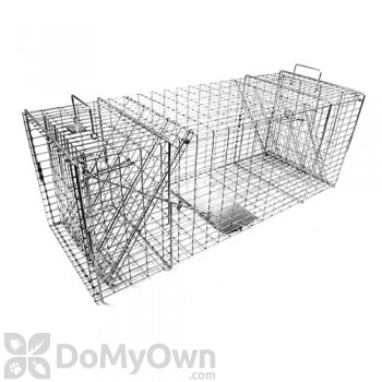 Tomahawk Original Series Rigid Live Trap Two Trap Doors for Bobcat & similar sized animals - Model 109