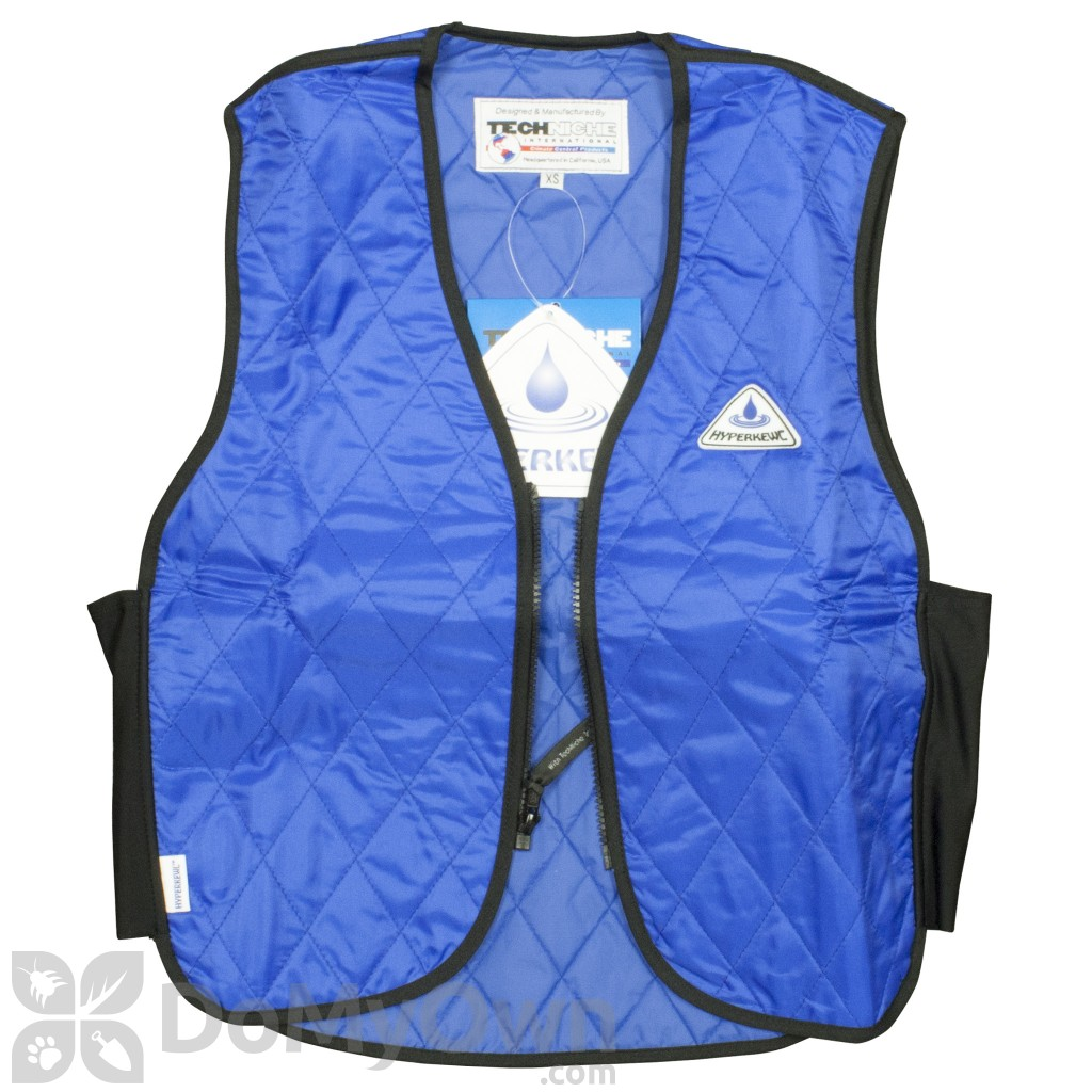 Evaporative Cooling Clothing : Diy body cooling vest do it your self