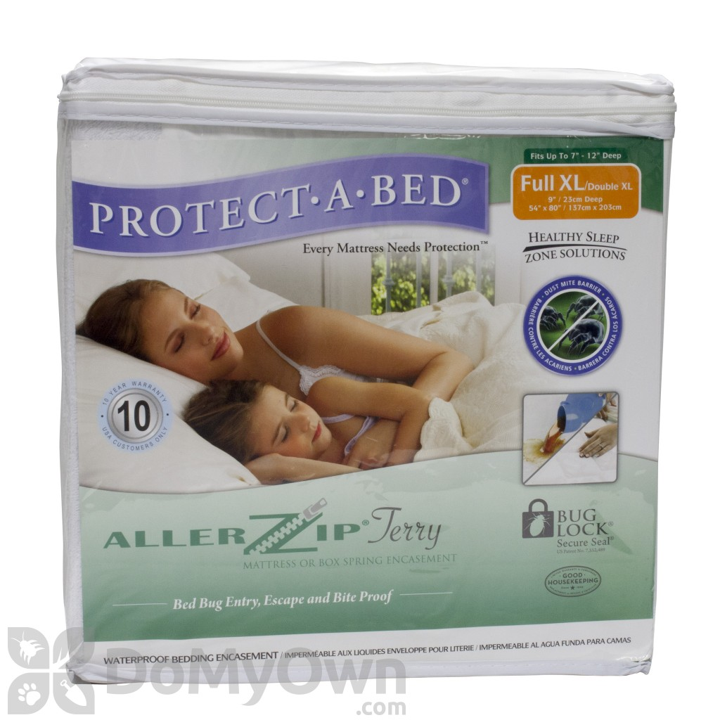 Bed Bug Mattress Full  Pack