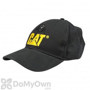 CAT Headlite LED Yellow Logo and Black Cap